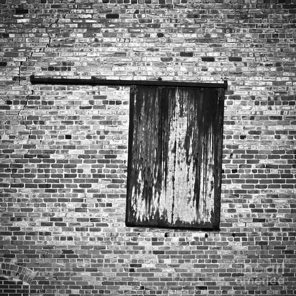 Photograph - Sliding Door 1 by Patrick M Lynch