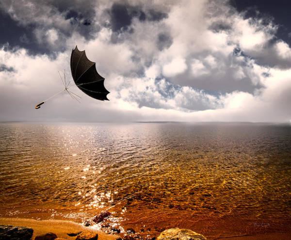 Photograph - Slight Chance Of A Breeze by Bob Orsillo
