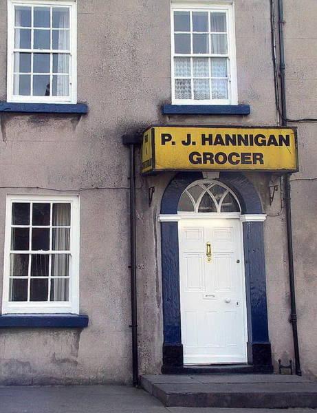 Mixed Media - Sligo Hannigans Shop by Val Byrne