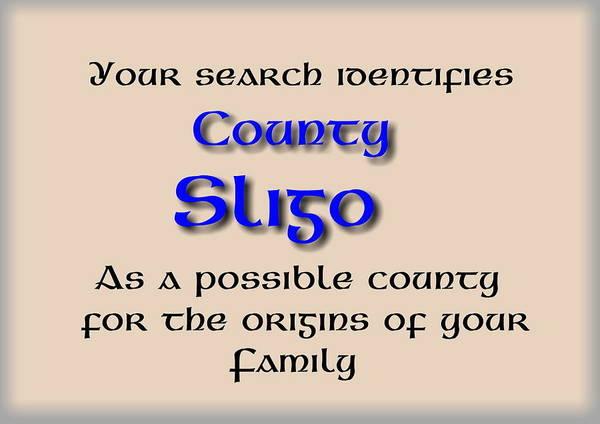 Mixed Media - Sligo Ancestry by Val Byrne