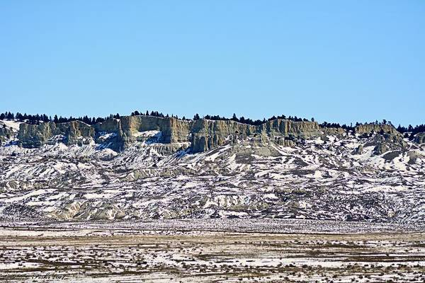 Photograph - Slim Buttes by Fiskr Larsen