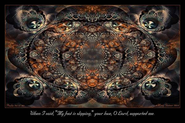 Digital Art - Slipping by Missy Gainer