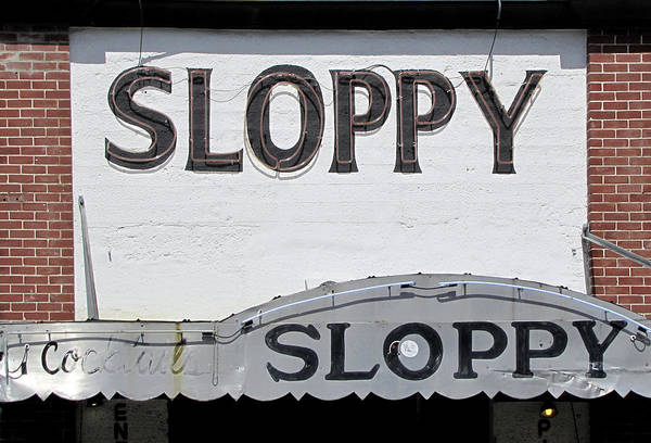 Photograph - Sloppy Joes Key West by Bob Slitzan