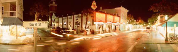 Sloppy Joes Bar, Duval Street, Key Art Print