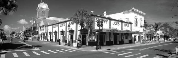 Conch Photograph - Sloppy Joes Bar Key West Fl by Panoramic Images