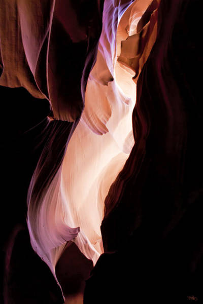 Slot Canyon Arizona Art Print