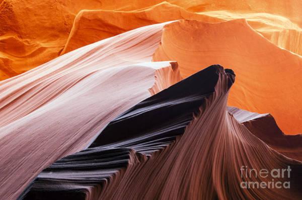 Photograph - Slot Canyon Swirl by Bob Phillips