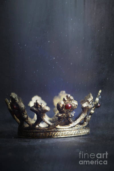Photograph - Small Crown On Table by Sandra Cunningham