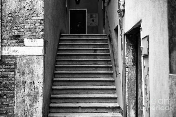 Photograph - Small Door In Venice by John Rizzuto