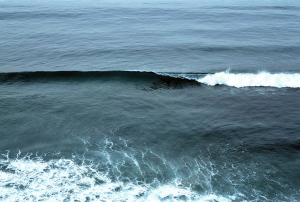 Wall Art - Photograph - Small Sea Wave by Alex Bartel/science Photo Library