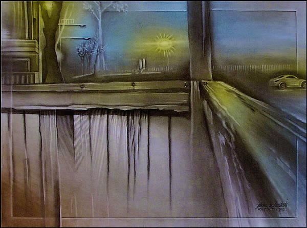 Pastel - Small Talk '10 by Glenn Bautista