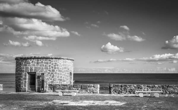 Photograph - Small Tower by Gary Gillette