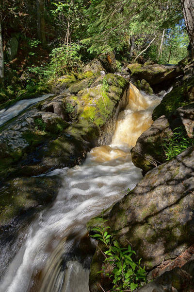 Photograph - Smalley Falls by Theo O Connor