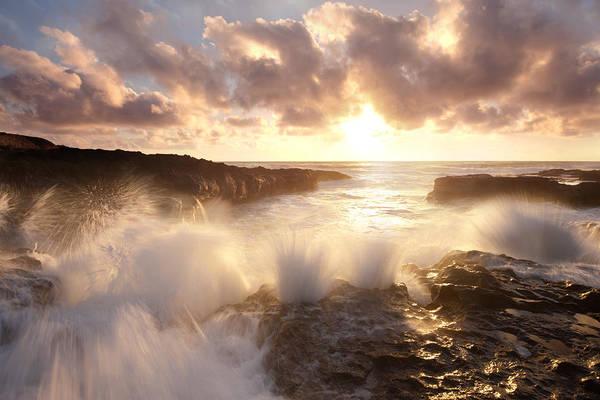 Photograph - Smashing Sunset by Andrew Kumler