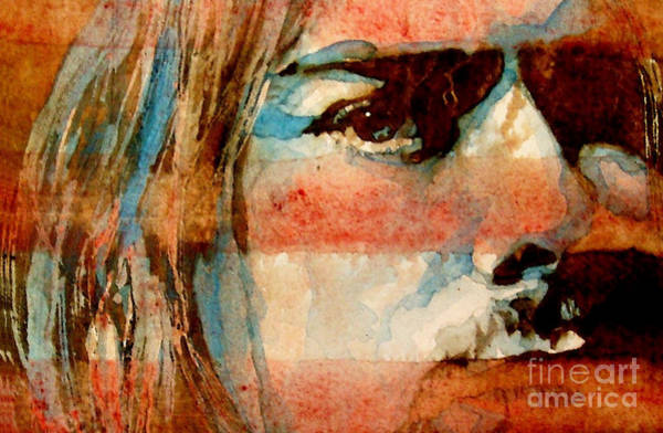 Group Painting - Smells Like Teen Spirit by Paul Lovering