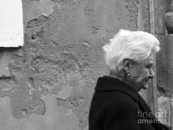Sonrisa Wall Art - Photograph - Smile Does Not Age by Donato Iannuzzi