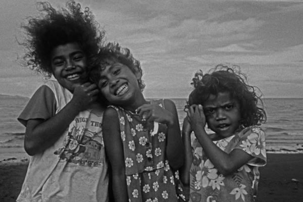 Wall Art - Photograph - Smile - Fiji Style by Bruce J Robinson