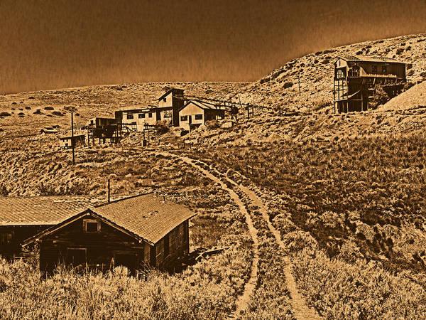 Photograph - Smith Mine by Leland D Howard
