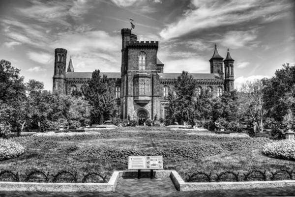 Smithsonian Photograph - Smithsonian Castle by Dado Molina