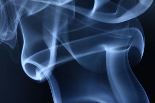 Photograph - Smoke 4 by Daniel Reed