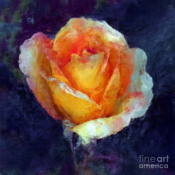 Painting - Smoke And Flame by RC DeWinter