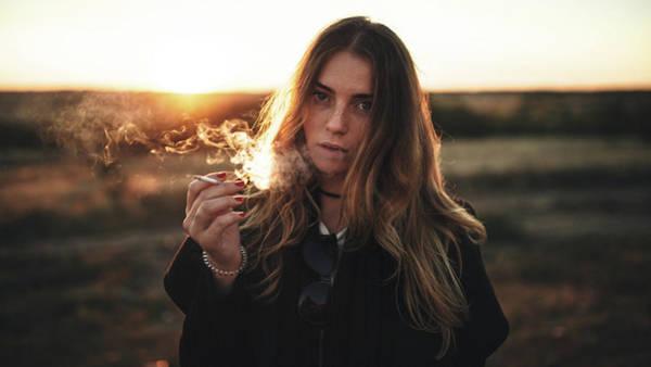 Smoke Wall Art - Photograph - Smoke by Andrey Yanko