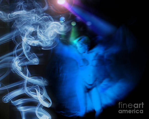 Photograph - Smoke Gets In Your Eyes by Edmund Nagele