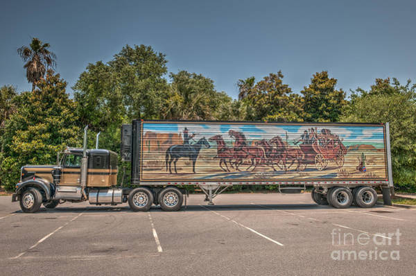 Photograph - Smokey And The Bandit by Dale Powell