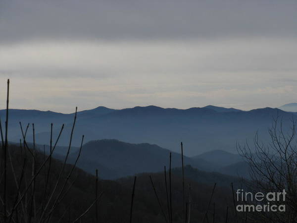 Photograph - Smokies by Jeanne Forsythe