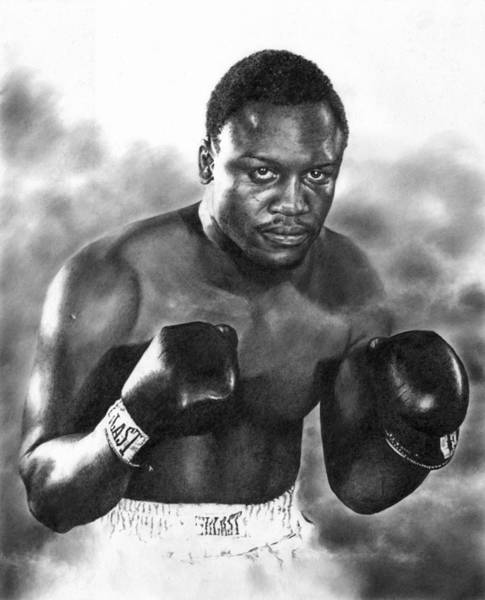 Smokin' Joe Art Print