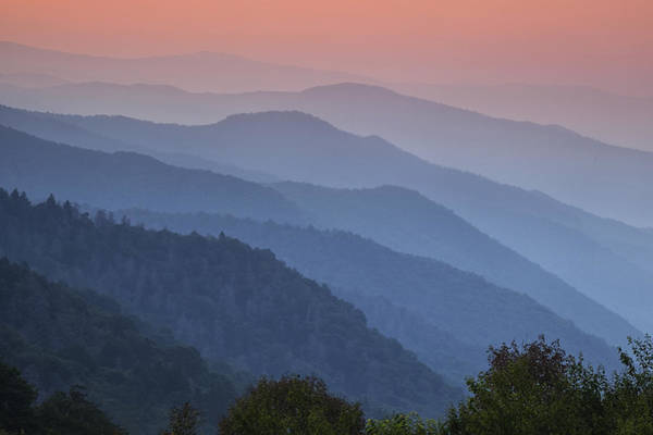 Wall Art - Photograph - Smoky Mountain Morning by Andrew Soundarajan