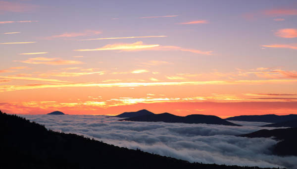 Photograph - Smoky Mountain Sunrise by Jean Clark