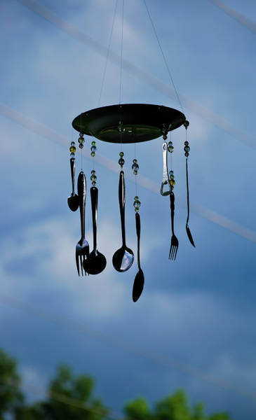 Photograph - Smoky Mountain Windchime by Christi Kraft