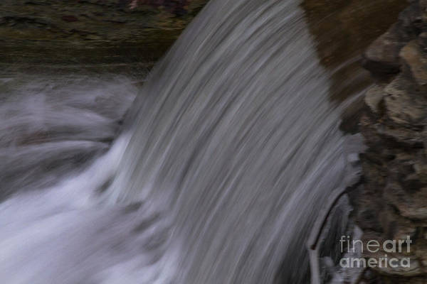 Photograph - Smooth Flow by William Norton