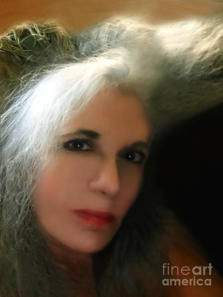 Photograph - Smudged Lipstick by RC DeWinter