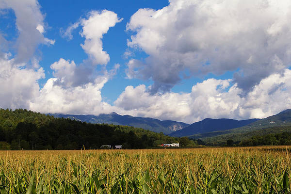 Smugglers Notch Photograph - Smuggler's Notch Vermont by Stephanie McDowell