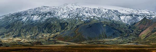 Photograph - Snaefellsjokull  by Levin Rodriguez