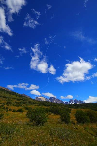 Patagonia Photograph - Snake In The Sky by FireFlux Studios