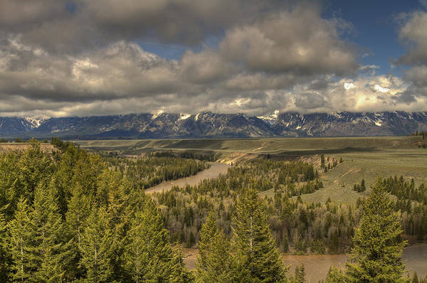Photograph - Snake River by Jack R Perry