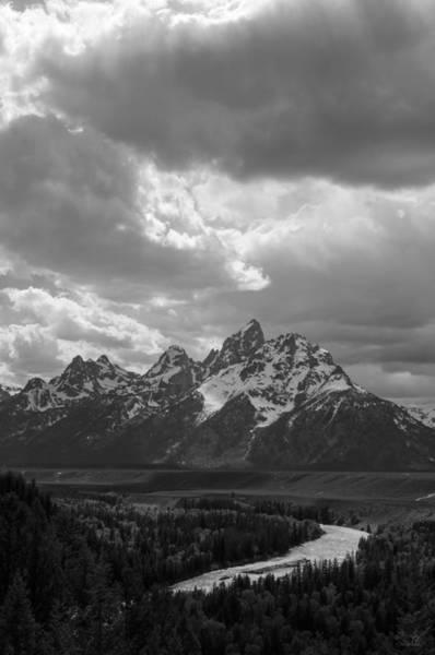 Photograph - Snake River Overlook - Vertical Format by Aaron Spong
