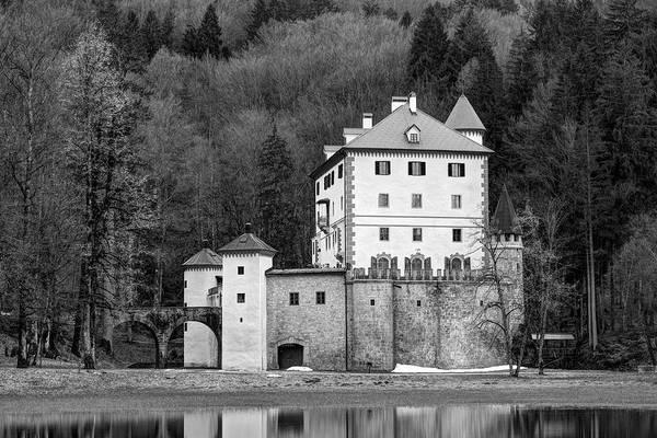 Photograph - Sneznik Castle by Ivan Slosar