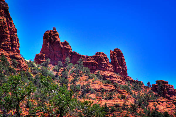 Photograph - Snoopy Rock In Sedona by David Patterson