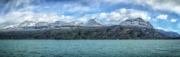Wall Art - Photograph - Snow Capped Mountains Off North Branch by Alvis Upitis