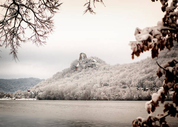 Photograph - Snow Covered Sugarloaf by Al  Mueller