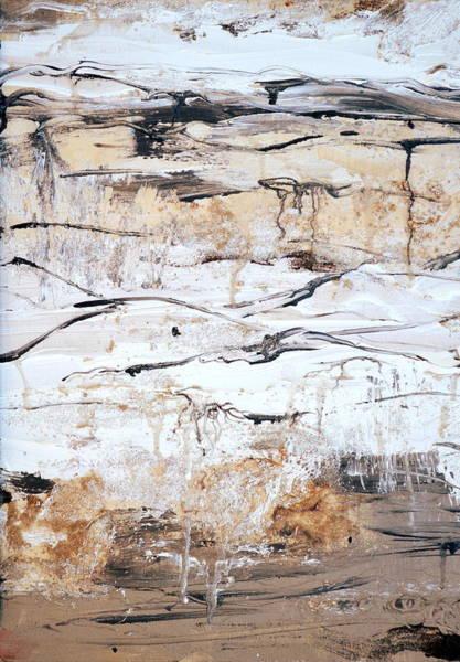 Painting - Snow Melt by Regina Valluzzi
