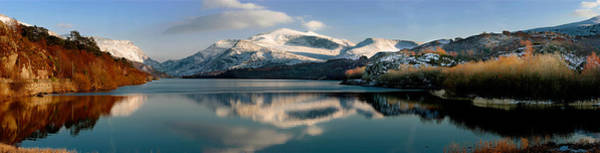 Photograph - Snowdon Panorama by Peter OReilly