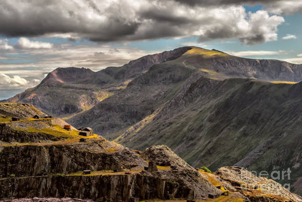 Wall Art - Photograph - Snowdonia by Adrian Evans