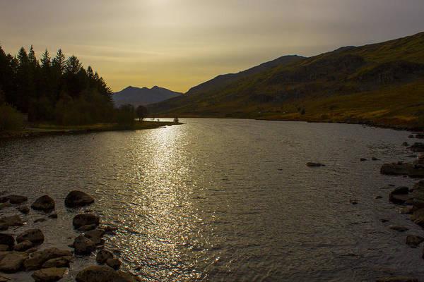 Wall Art - Photograph - Snowdonia Sunset by Gordon Longmead