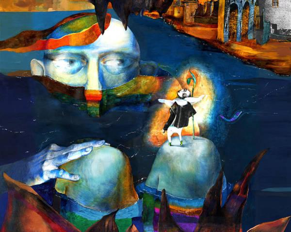 Snowdrop Painting - Snowdrop by Emma Vakarelova