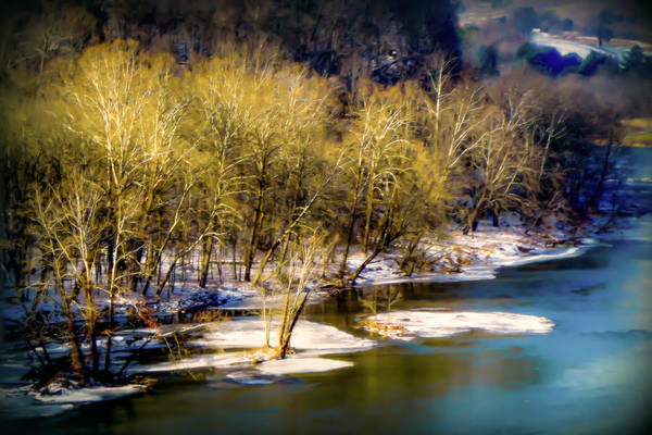 Photograph - Snowy River by Karen Wiles